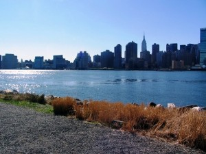 NYC from across the East River