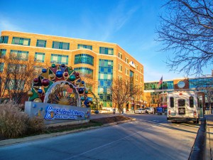 Children's Mercy Hospital in KC, Missouri